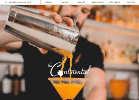 continentalmartinibar.com