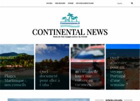 continentalnews.fr