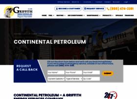 continentalpetroleum.net