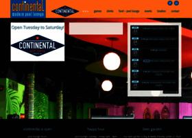 continentalpoollounge.com