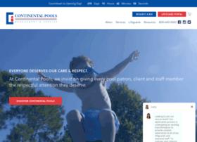 continentalpools.com