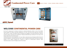 continentalpowercare.com