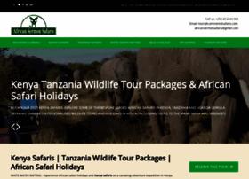 continentalsafaris.com