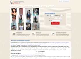 continentalsingles.com