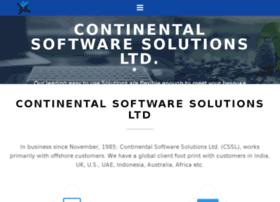 continentalsoft.com