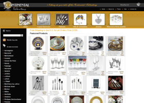 continentaltablesettings.com