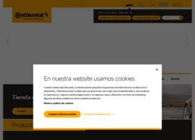 continentaltire.com.mx