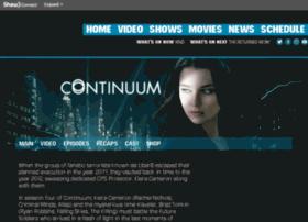 continuumtheseries.com