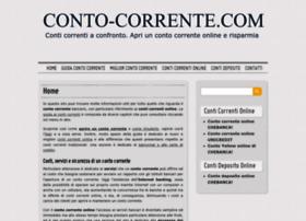 conto-corrente.com