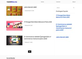contohiklan.com