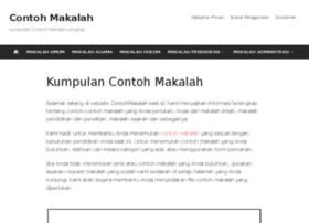 contohmakalah.web.id