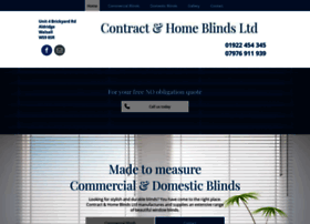 contractandhomeblinds.co.uk