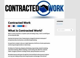 contractedwork.com