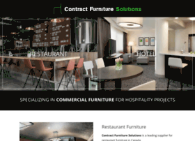 contractfurniture.solutions