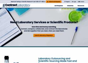 contractlaboratory.com