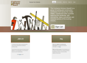 contractorboard.com