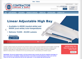 contractorlighting.com
