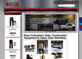 contractors-solutions.net