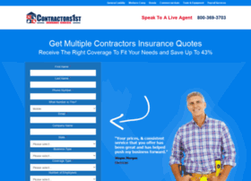 contractors1stinsurance.com