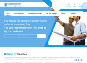 contractorsbidding.com