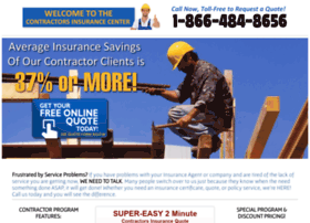 contractorsinsurancecenter.com