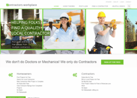 contractorsworkplace.com