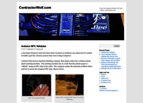 contractorwolf.com