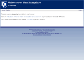 contracts.unh.edu