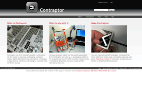 contraptor.org