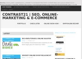 contrast21.com