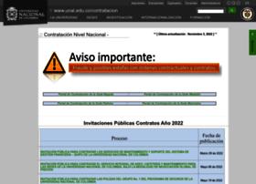 contratacion.unal.edu.co
