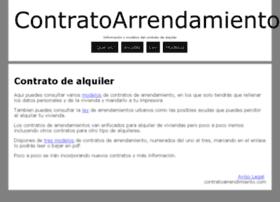 contratoarrendamiento.com