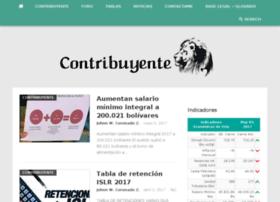 contribuyente.com.ve