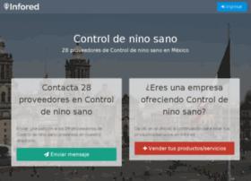 control-de-nino-sano.infored.com.mx