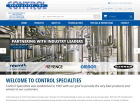 control-specialties.com