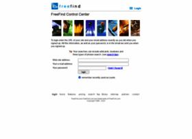 control.freefind.com
