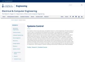 control.toronto.edu