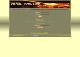 control.webme.co.uk