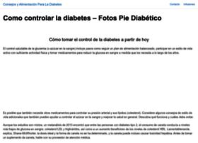 controlaladiabetes.com
