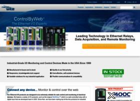controlbyweb.com