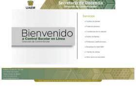 controlescolar.uaemex.mx