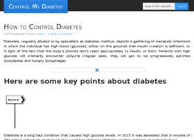 controlmydiabetes.cf