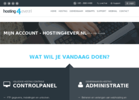 controlpanel.hosting4ever.nl