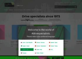 controltechniques.com