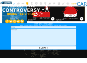 controversy.amorphia-apparel.com