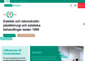 conturkliniken.com