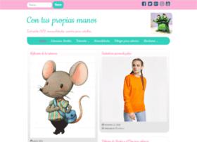 contuspropiasmanos.com
