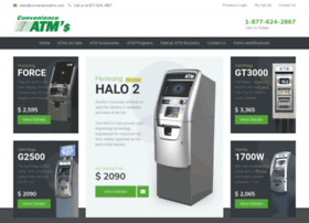 buying an atm machine business