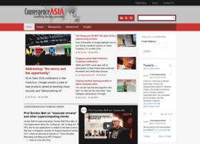 convergenceasia.com