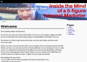 conversationwithsam.com